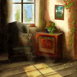 room painting by eydii
