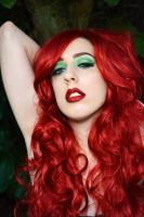 Poison Ivy by MakeupByLindsey
