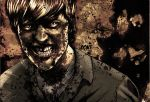 Zombie Guy by DontBornInInk