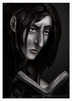 Impressing Snape by LunaDarkness
