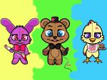 Five Nights at Freddy's by chatppuccino