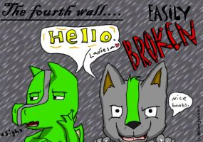 The 4rth Wall by Glamator