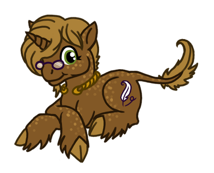 My Little Griff by GriffinFire