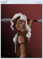30 day challenge day 22 - Beth Laurian by random-syhn