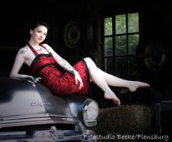 me in pin up by irezumi00