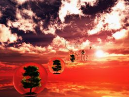 The Spheres Line by VisionDream
