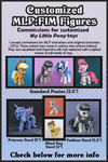 MLP Custom Figures Commission Information by Amandkyo-Su