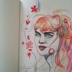 Grimes . Quick Sketch by pauscorpi