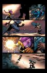 Horizon End test page 1 by bennyfuentes