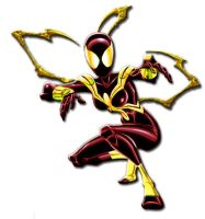 Iron Spider-Girl by AmazingSpdy