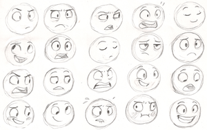 Expressions by sharkie19