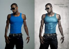 p-one retouch by BABA-T