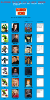 Donkey Kong Cast pt. 3 by Dimension-Dino