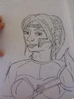 Kiltryd Aeducan Dragon Age ink by Panther87