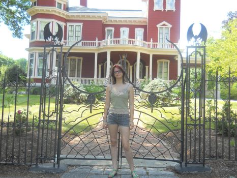 Stephen King's Red house by CamiiHavok