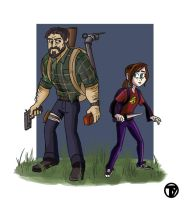 The Last Of Us by TheChinesePalmTree