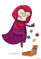 magneto by striffle