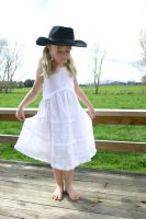 Paige 135 White Dress by Paigesmum-stock