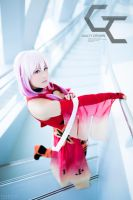 Inori Yuzuriha - Guilty Crown by theDevil-photography