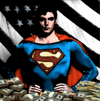 Superman? by Grif986