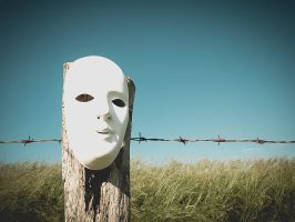 Mask edited 2 by Inilein
