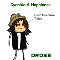 Dross Cyanide and Happiness by lejo10