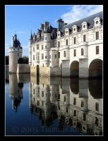 Chenonceau by PhantomPorks