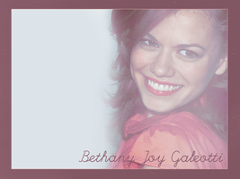 Bethany Joy Galeotti Wallpaper by AnyOtherWay