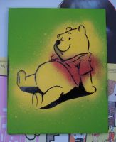 present : Winnie the Pooh by 1860