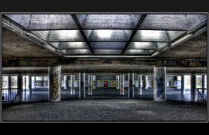 Underbridge I by andreasbf