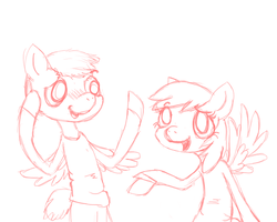 Le Brother and Me - WIP? by Cushies
