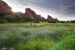 Roxborough Evening by yenom