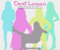 Demi Lovato Ps Brushes by OnlyAddictionJb
