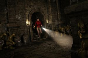 Ciara - Epic NEW Choose Your Own Adventure! by Torqual3D