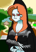 Mona Midna by mother3Flint