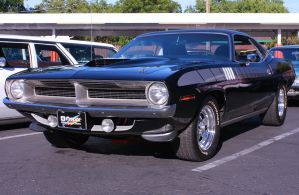 Pumped Cuda 2 by StallionDesigns