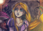 Rapunzel Sees the Light by Millie-Rose13