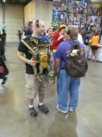 A-Kon '14 - Gremlins by TexConChaser