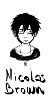 Nicolas Brown by XDcaroline