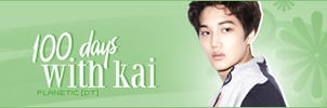 100 days with Kai by Nhiholic