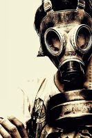 gas mask by viancent