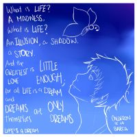 The Life's a Dream by JCLina
