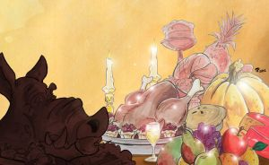 Holiday Banquet by Snipetracker