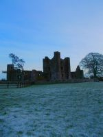 Bective Abbey by Alexandriaweb