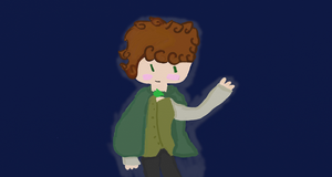 Pippin Took the Hobbit by Fgpinky123