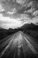 The Road To Vang Vieng by stinebamse