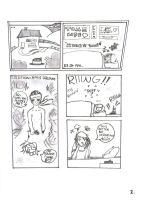 HM's Life Page 1 by Nothing4Free