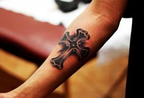 holy cross by Richroyalty