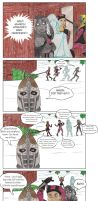 Skyrim- Tree Decorating by TheFutterwacken