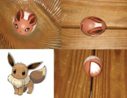 POKE-EGGS - Eevee by MadArtistParadise